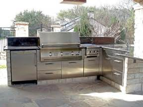 outdoor kitchen cabinets stainless steel pin by bella domicile on kbis 2013 what to see pinterest