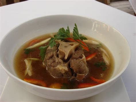 hawaiian oxtail soup recipe dishmaps