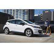 Chevy Bolt EV Added To Maven's LA Car  And Ride Sharing Fleet