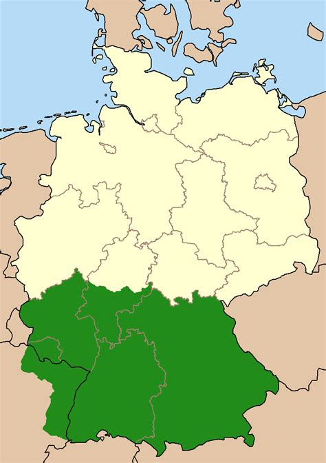map south germany south germany yellowstone 1936 alternative history