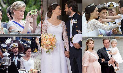 Swedish Royal Wedding: news, photos, pictures, videos