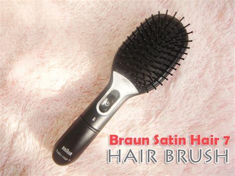 Braun Hair Styler Brush by Review Braun Satin Hair 7 Hairbrush Stylelab