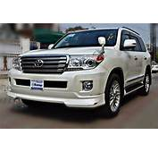 Toyota Land Cruiser AX G 60th Black Leather Selection 2012