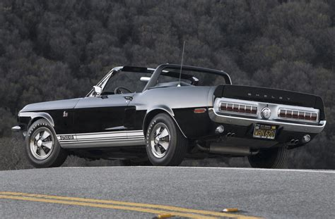 1968 shelby gt500kr convertible for sale