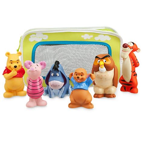 toys for the bathtub oh bother finding winnie the pooh bath toys baby bath