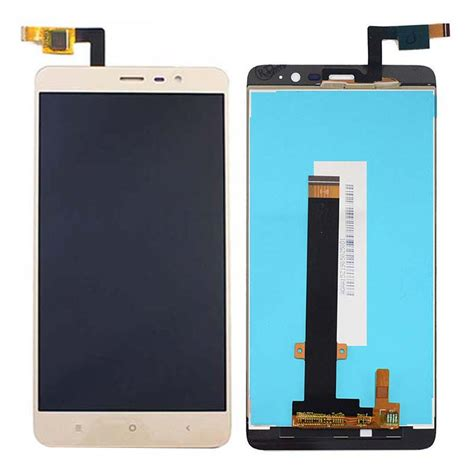Lcd Redmi 3 Gold xiaomi redmi note3 touch screen and display digiterzer lcd