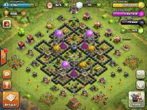 Coc th 10 trophy base apps directories