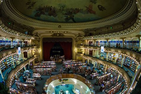 libreria ateneo palermo the beautiful buenos aires bookstore inside a 100 year
