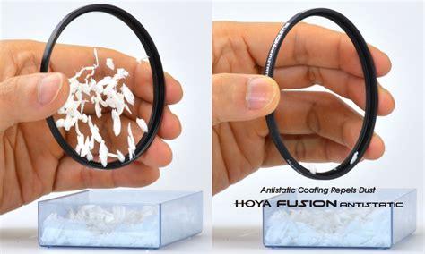 Hoya Fusion Antistatic Uv 52mm by Hoya 52mm Fusion Antistatic Circular Polarizing Filters 163