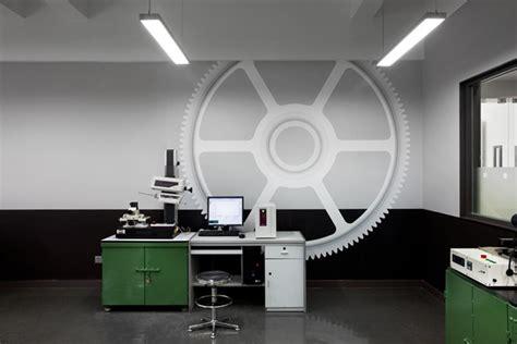 mechanical decor kh gears office by arboit zhuhai china 187 retail design blog