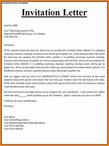 Response Letter For Invitation 10 Invitation To Tender Letter Ledger Paper