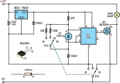 wiring diagram for 3 way switch 12v halogen dimmer