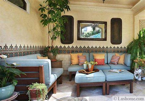 20 Moroccan Decor Ideas For Exotic And Glamorous Outdoor Rooms Backyard Ideas Decorating