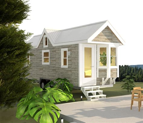tiny house design plans i love the bay window on this tiny house my obsession
