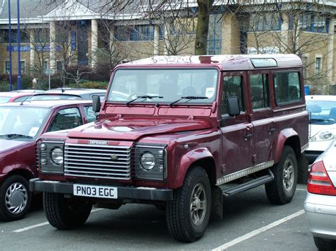 land rover defender 2003 2003 land rover defender images pictures and