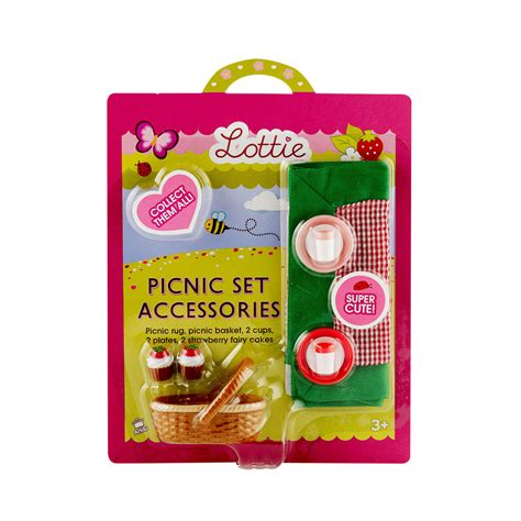 lottie dolls accessories lottie doll picnic set accessories toys and