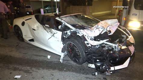 Lamborghini Youtube Crash by Lamborghini Crash Compilation Super Cars Videos
