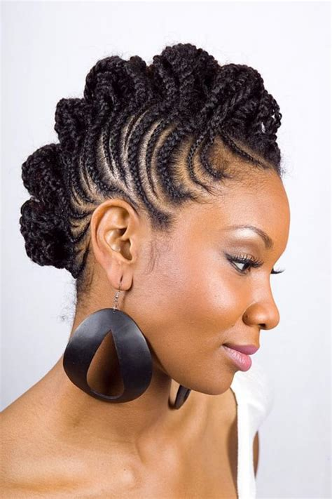 styling of freezing african hair the best african braid hairstyles viewkick