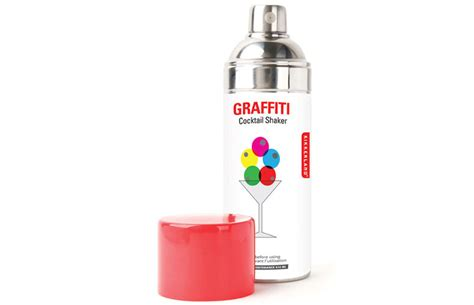 Beautiful Graffiti Hats #3: Graffiti-spray-paint-can-cocktail-shaker-xl.jpg