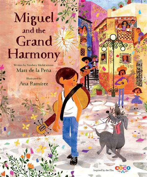 Coco miguel and the grand harmony disney books disney publishing worldwide