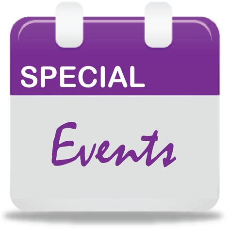 Calendar Images For Events Special Event Clipart Clipart Suggest