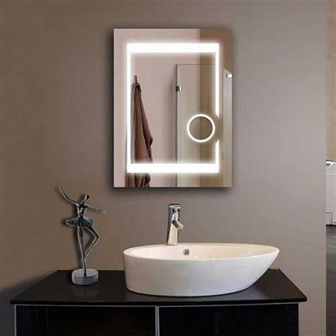 frameless bathroom mirror shop moen rockcliff extralarge