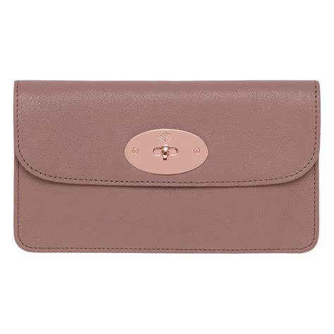 Mulberry Locked Purse by Lyst Mulberry Locked Purse In Pink