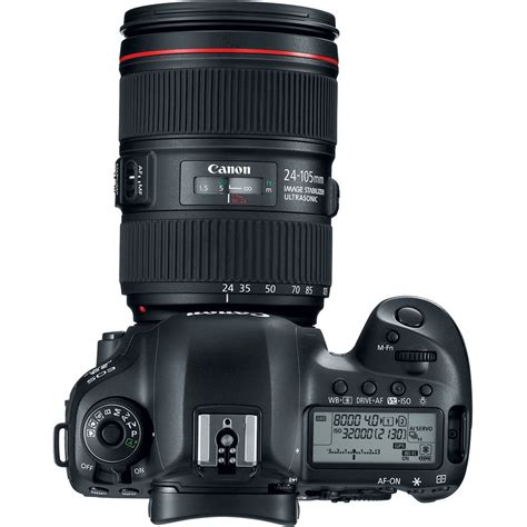 canon 5d canon eos 5d iv mk iv kit with ef 24 105mm f4l ii