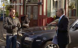 Lord Sugar Rolls Royce Children In Need Billy Mitchell Finally Gets A As