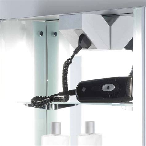 bathroom shaving mirror with light livorno shaving mirror wall light imperial lighting