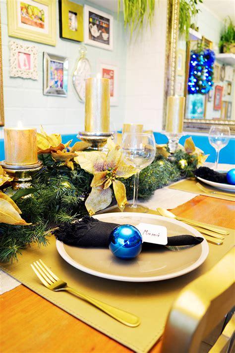 como decorar la mesa para el espiritu de la navidad tips para decorar la mesa en navidad