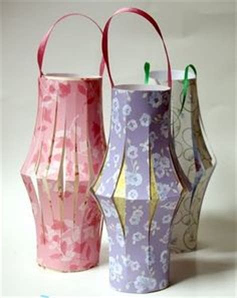 Make Your Own Paper Lanterns - islamic for children on eid