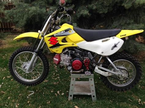 Suzuki 110 Pit Bike Suzuki Drz 110 Pit Bike With 143cc Bbr Big Bore Kit Nex