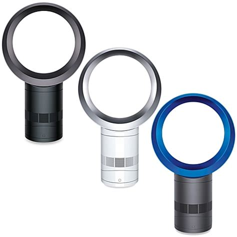 dyson fan bed bath and beyond dyson air multiplier am06 10 inch table fan bed bath