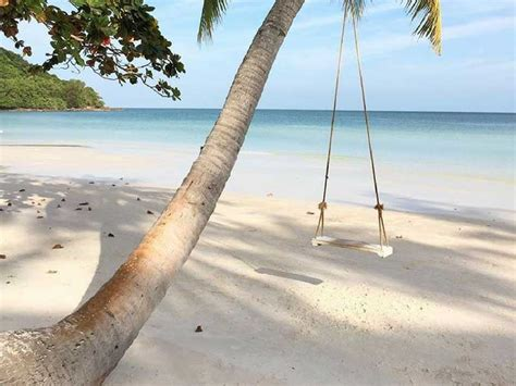 beach swings phu quoc official tourist guide to vietnam s paradise