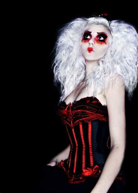 her a fabulously creepy 1780220022 217 mejores im 225 genes de halloween costumes en maquillaje fiestas de halloween y
