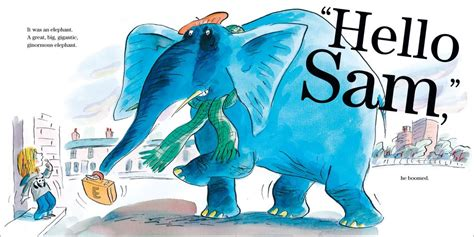 the slightly annoying elephant the slightly annoying elephant scholastic book club