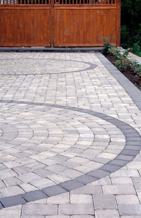 25 best ideas about paver patterns on brick