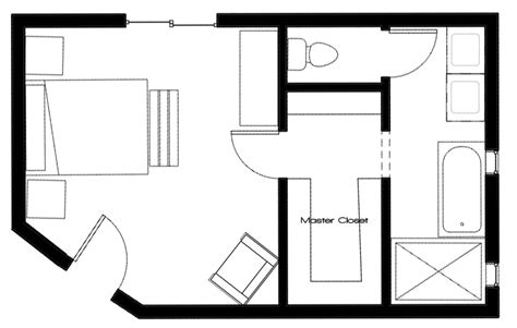 Master Bedroom Plans by Master Bedroom With Bathroom Floor Plans Bedroom Ideas