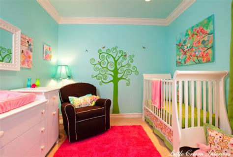 blue walls transitional nursery benjamin blue becoming home