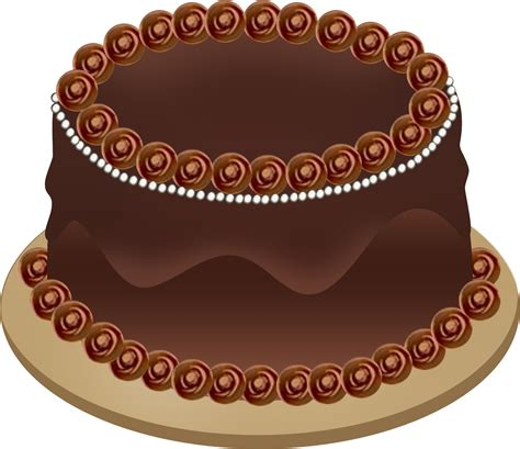 cake clip chocolate cake clipart clip of cake clipart 1069