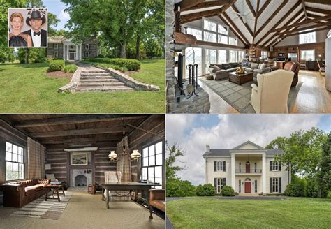 faith hill and tim mcgraw relist tennessee estate