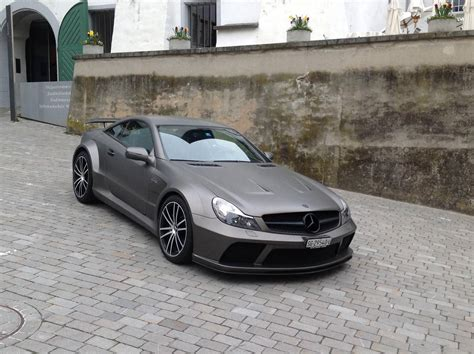 matt mercedes for sale stunning matt grey mercedes sl 65 amg black