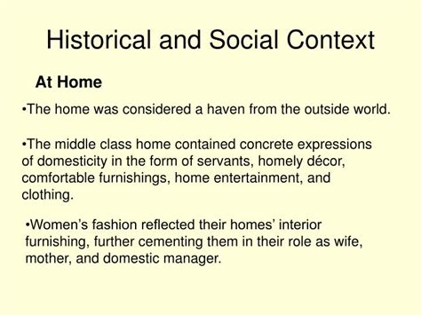 a doll s house context ppt a doll s house powerpoint presentation id 1399033