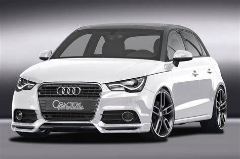 Audi A1 Sportback Tuning by Caractere Pakt Ook Audi A1 Sportback Aan Tuning