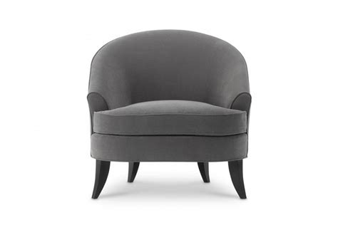 Modern club chair sensitive