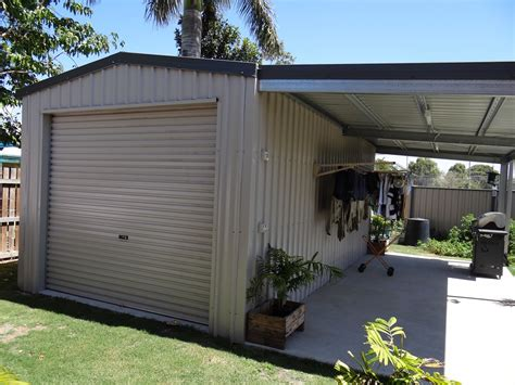 Awning Shed by Visit Our Sheds Garages Gallery