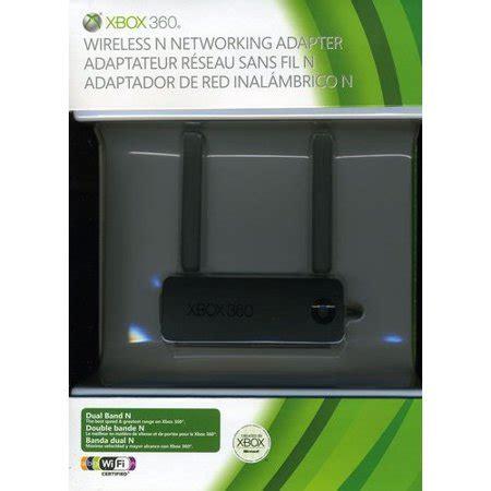 wireless n network microsoft xbox 360 wireless n network adapter walmart