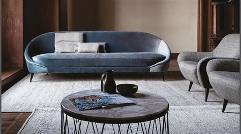vibieffe divani 650 nido divano e poltrona in tessuto o pelle vibieffe