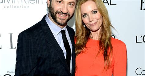 leslie mann judd apatow wedding judd apatow fell in love with leslie mann the moment he